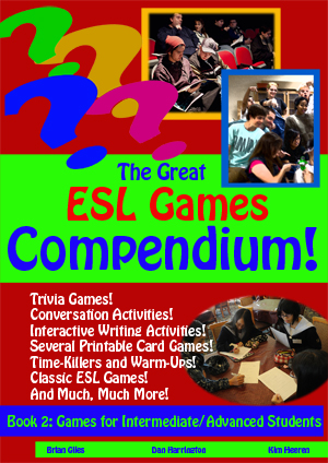 The Great ESL Games Compendium! BOOK 2