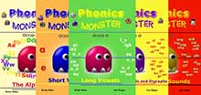 Phonics Monster image