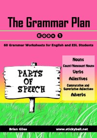 the grammar plan book 1