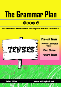 the grammar plan book 2