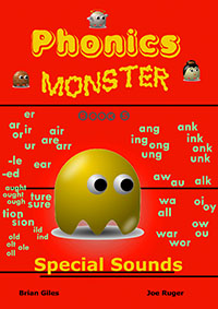 phonics monster book 5